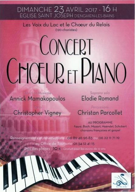 2017 choeur et piano