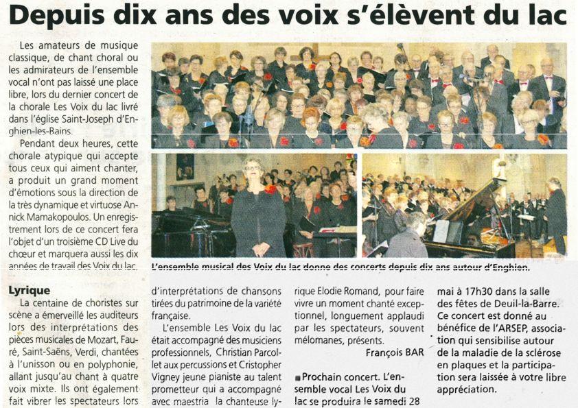 Article echo regional concert enghien page 001