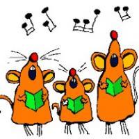 Souris chanteuses